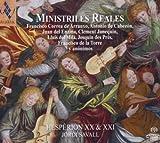 Ministriles reales = Ménestrels royaux | Savall, Jordi