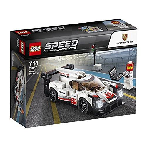 LEGO – 75887 – Speed Champions – Jeu de construction – Porsche 919 Hybrid