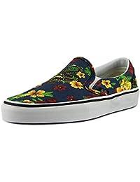 Zapatillas Vans Slip-On Flores