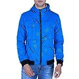 KILLER Men's Lean Fit Royal Blue Jacket_...