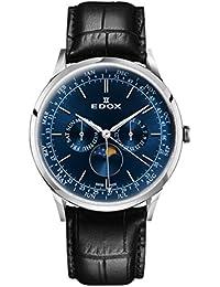 EDOX Herren-Armbanduhr 40101-3C-BUIN