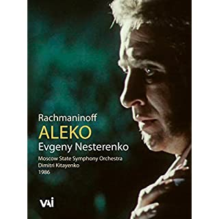 Rachmaninoff, Aleko (English subtitled) [OV]