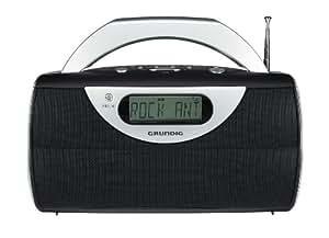 Grundig GRR2291 - Radio Portatile, DAB/FM, Nero