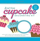 First Time Cupcake Decorating Kit: Includes Tools for Decorating Cupcakes with Piped Buttercream Designs by Autumn Carpenter (2014-10-24)