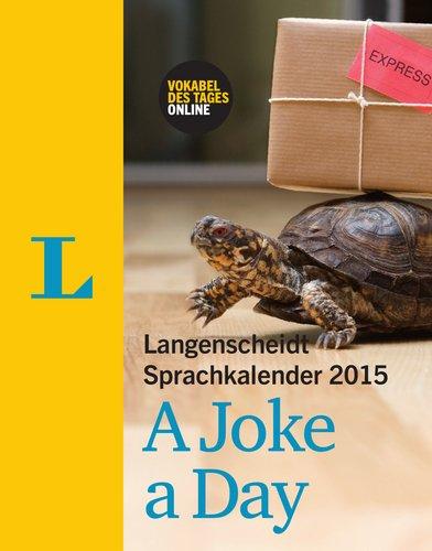 Langenscheidt Sprachkalender 2015 A Joke a Day