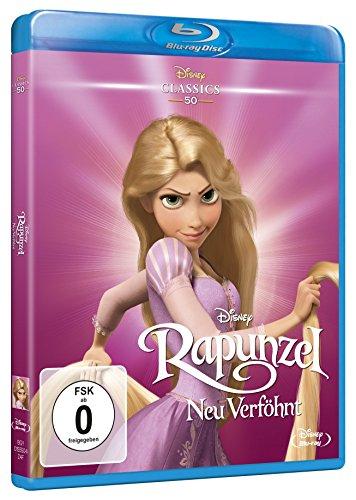 Rapunzel - Neu verföhnt - Disney Classics [Blu-ray]: Alle Infos bei Amazon