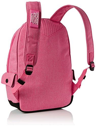 Superdry Athl League Montana, Borsa a Zainetto Donna, 30.0 x 45.0 x 13.0 cm (W x H x L) Rosa (Raspberry Pink)