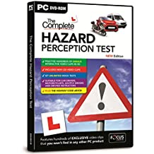The Complete Hazard Perception Test New Edition