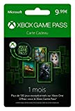 Abonnement Xbox Game Pass | 1 Mois | Xbox Live Download Code