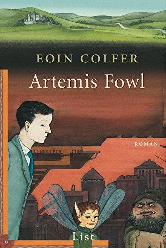 Buchseite und Rezensionen zu 'Artemis Fowl (Ein Artemis-Fowl-Roman, Band 1)' von Eoin Colfer