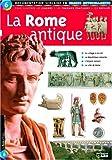 La Rome antique - Documentation scolaire en images autocollantes - Dès 7 ans