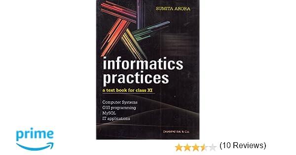 Computer Science Book For Class 11 By Sumita Arora Pdf