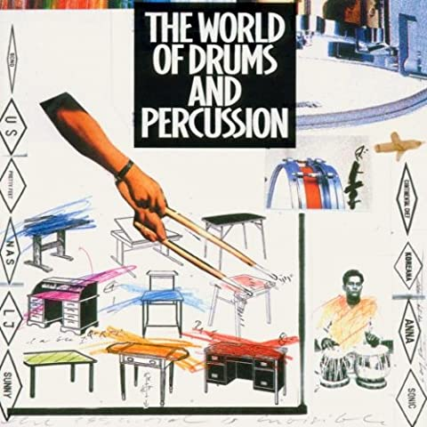 World of Drums and Percussion 1
