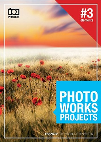 PHOTO WORKS projects 3 elements [PC / MAC]
