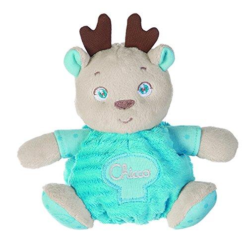 Chicco 7495.2 pupazzo renna piccola azzurra
