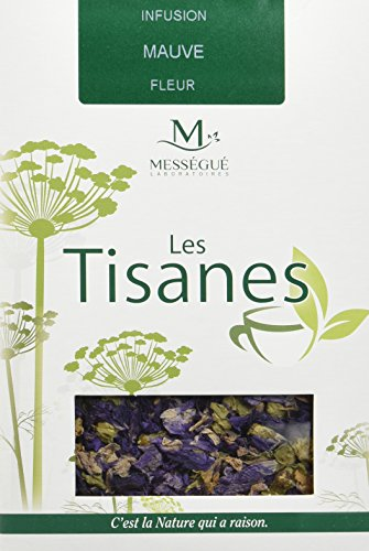 Laboratoire Messegué Tisane en vrac Mauve 30 g
