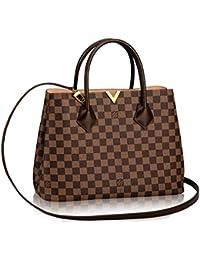 Louis Vuitton Auténtico Damier Kensington bolso de hombro artículo: n41435 fabricado ...