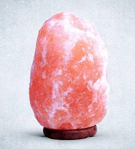 7-10KG Naturheilkunde IONES Therapeutische 100% Rein Himalaya Rosa Kristall Salz Lampe Gute Qualität
