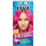 Schwarzkopf Live Ultra Brights or Pastel - Shocking Pink 93