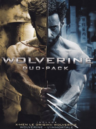 Wolverine - L'Immortale + X Men Le Origini Wolverine (Cofanetto 2 Blu-Ray)