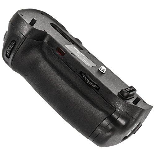 Minadax–Impugnatura portabatteria professionale per Nikon D750, Maniglia sostituisce Nikon MB-D16