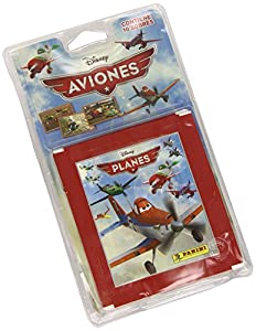 Planes - Blíster con 10 sobres de cromos (Panini 002470BLIE)