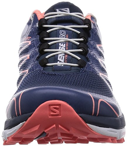 Salomon Sense Pro Women's Chaussure De Course à Pied Navy blue