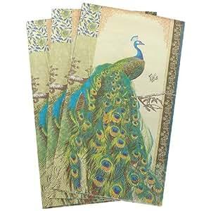 Astara Peacock Elegante Gästetuch, Garten, Rasen, Instandhaltung