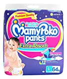 #4: MamyPoko Large Size Pants (64 Count)