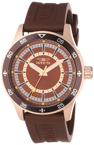 invicta-mens-specialty-quartz-watch-with-brown-dial-analogue-display-and-brown-plastic-strap-14335