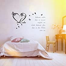 Suchergebnis auf Amazon.de für: wandtattoo schlafzimmer