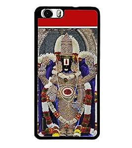 Tirupati Balaji 2D Hard Polycarbonate Designer Back Case Cover for Huawei Honor 6