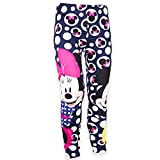 Leggings für Mädchen von Disney Minnie Mouse (8-9 Jahre, Navy)