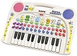 My Music World, Tierstimmen-Piano