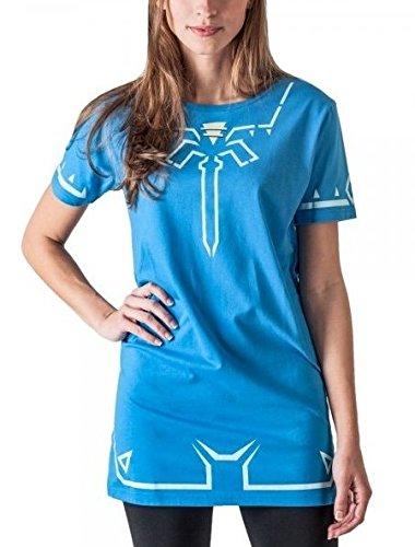 (Legend of Zelda Breath of the Wild Juniors Fancy dress costume Dress 2X)