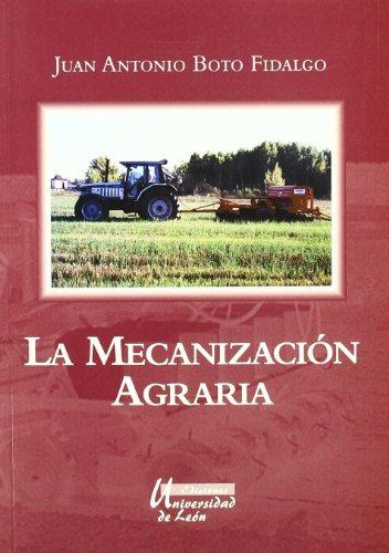 La mecanización agraria