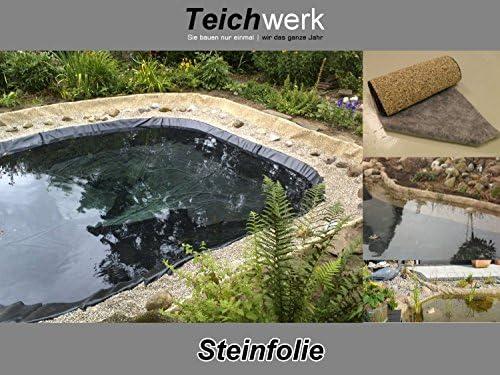 TEICHWERK Steinfolie 0,60 m x 5 m m m c19b44