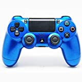 Candy Blue Ps4 Custom Un Modded Controller Exclusive Design