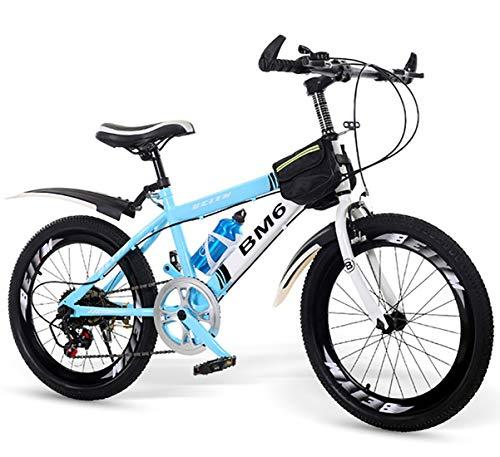 LAQI Bicicleta con Ruedas de 20 Pulgadas