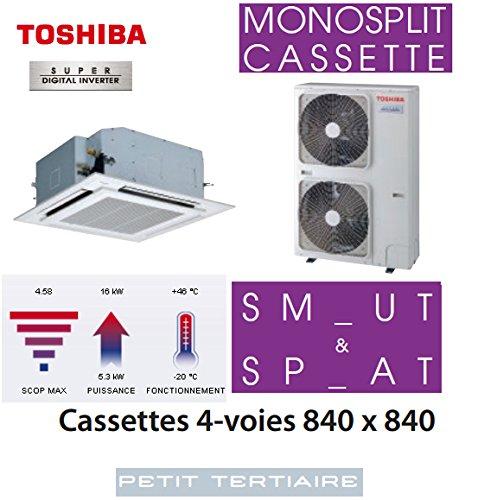 CINTAS 4-VOIES 840X 840TOSHIBA SDI RAV-SM1104UT-E/UTP-E