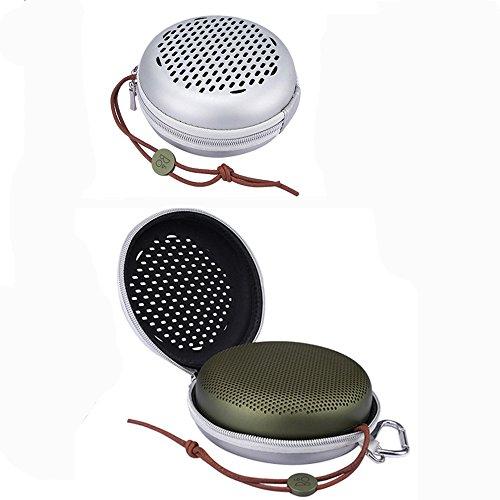 Funda protectora portátil, blanda, para viaje de NiceCool® para BeoPlay A1B & O PLAY de Bang & Olufsen, caja para guardar cosas, sistema de altavoz inalámbrico Bluetooth for BeoPlay A1