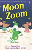 Moon Zoom (First Reading) (Usborne Very First Reading)