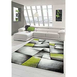 Teppich Grün Grau   Deine-Wohnideen.de