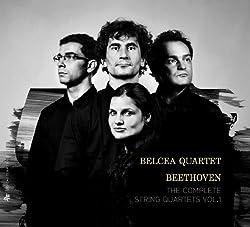 Beethoven: Die Streichquartette Vol.1