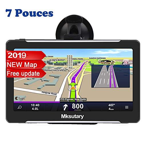 GPS Voiture Auto - Cartographie ...