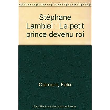 Stéphane Lambiel : Le petit prince devenu roi