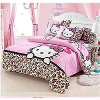 Piumone Hello Kitty 1 Piazza E Mezza.Amazon It Copripiumino Hello Kitty Casa E Cucina