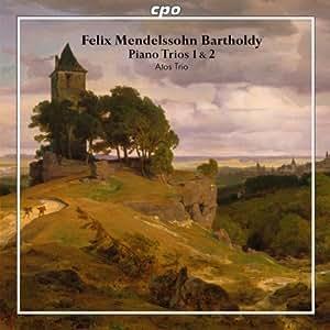 Mendelssohn: Piano Trio op49,  op66