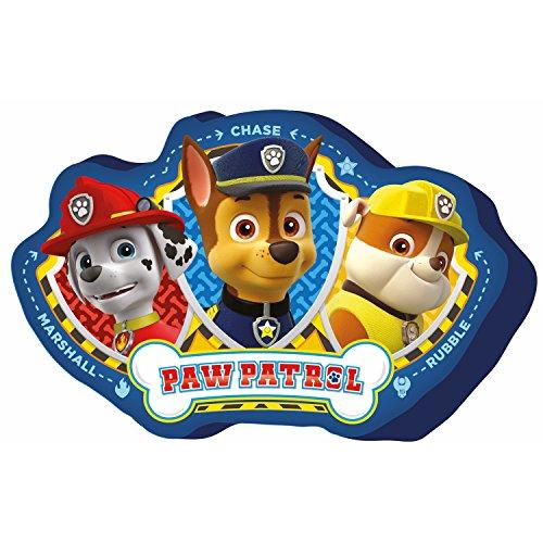 Paw Patrol Dekokissen Helfer auf Vier Pfoten Hunde Welpen 30x45 cm -