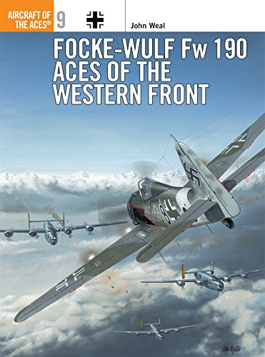 Focke-Wulf Fw 190 Aces of the Western Front (Aircraft of the Aces, Band 9) (Engineering Ace)